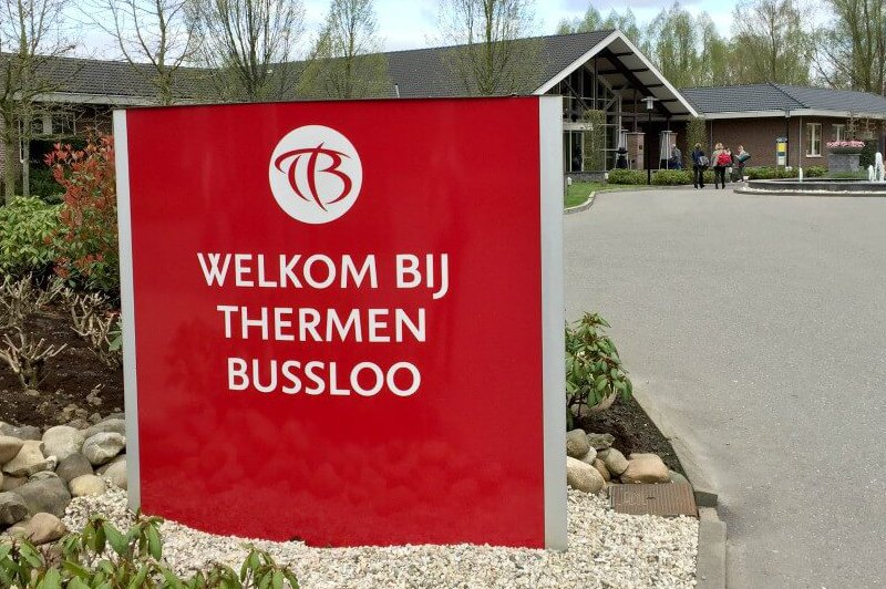 Thermen Bussloo entree