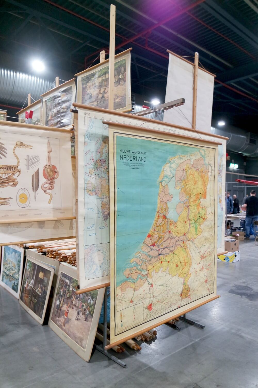 landkaarten Verzamelaarsjaarbeurs 2017