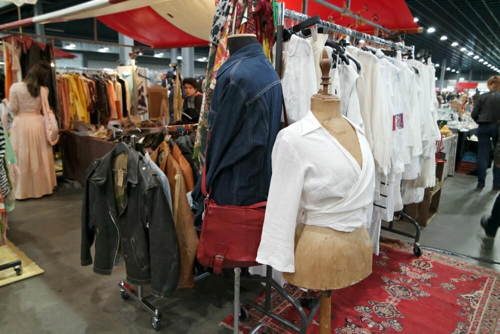 vintage kleding Verzamelaarsjaarbeurs 2017