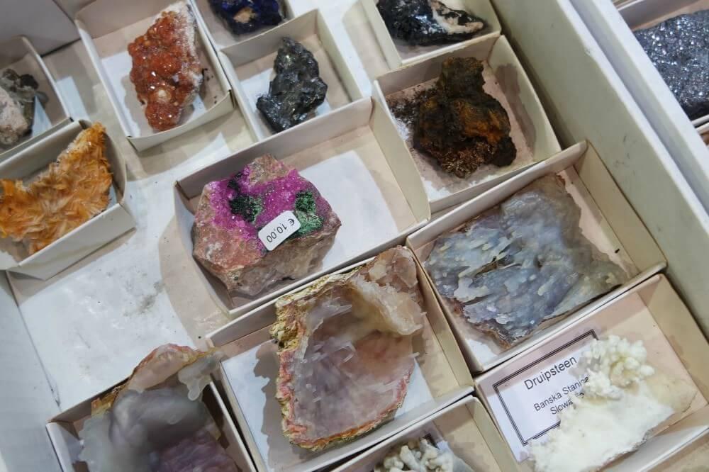stenen Verzamelaarsjaarbeurs 2017