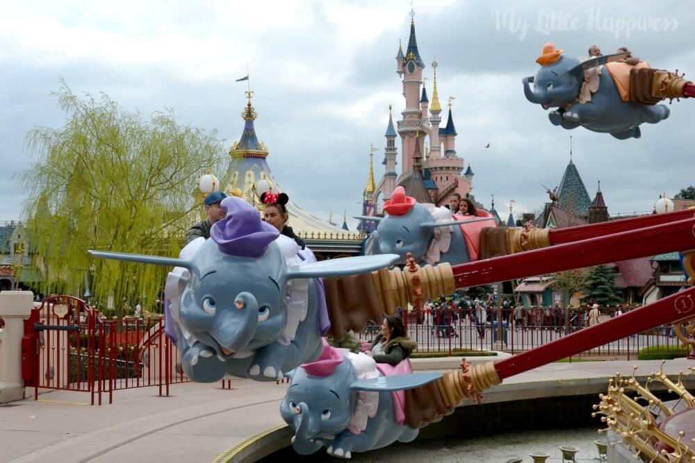 vervoer naar Disney