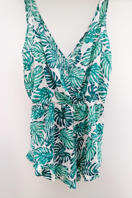 Primark shoplog mei - bladeren jumpsuit