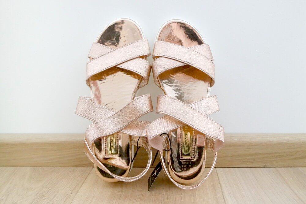Primark shoplog mei - sandalen
