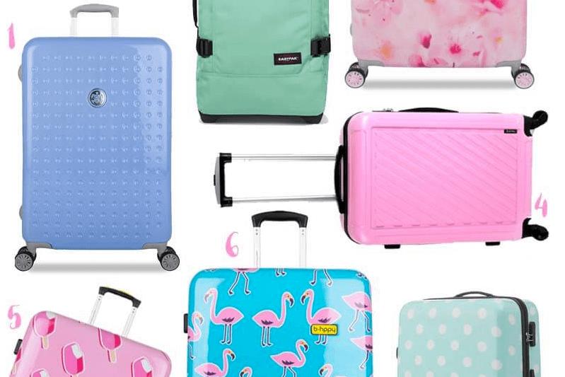 7 leuke koffers waar je blij van wordt