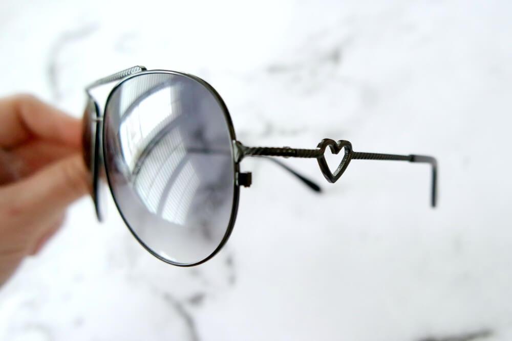 TK Maxx shoplog Moschino zonnebril