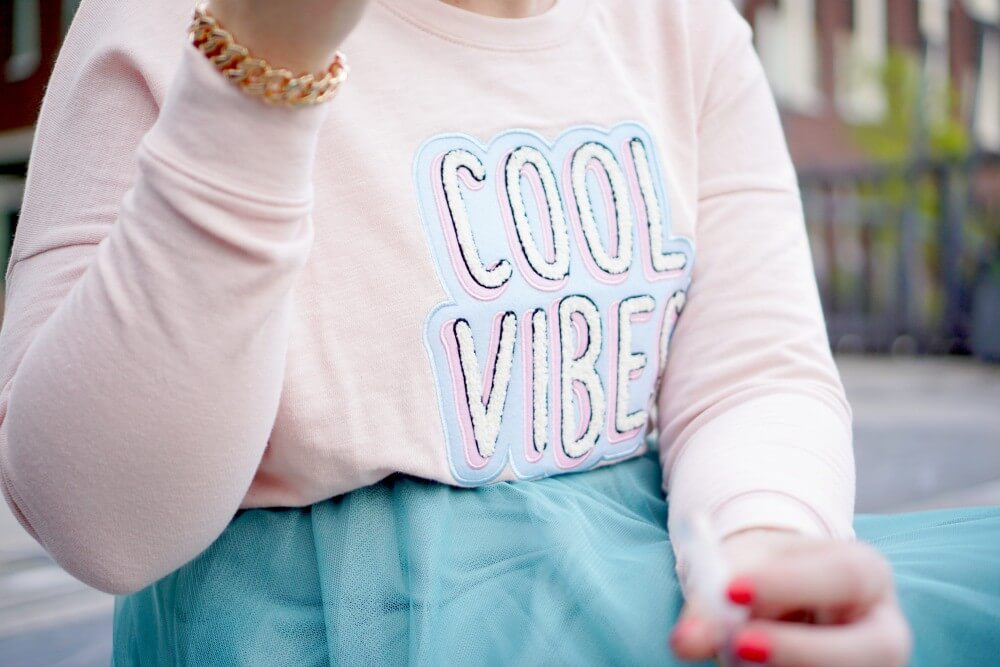 Outfit | Happy bubble