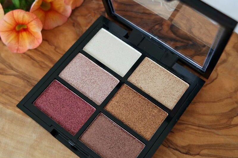 Review | MUA Rusted Wonders 6 Shades Eyeshadow Palette