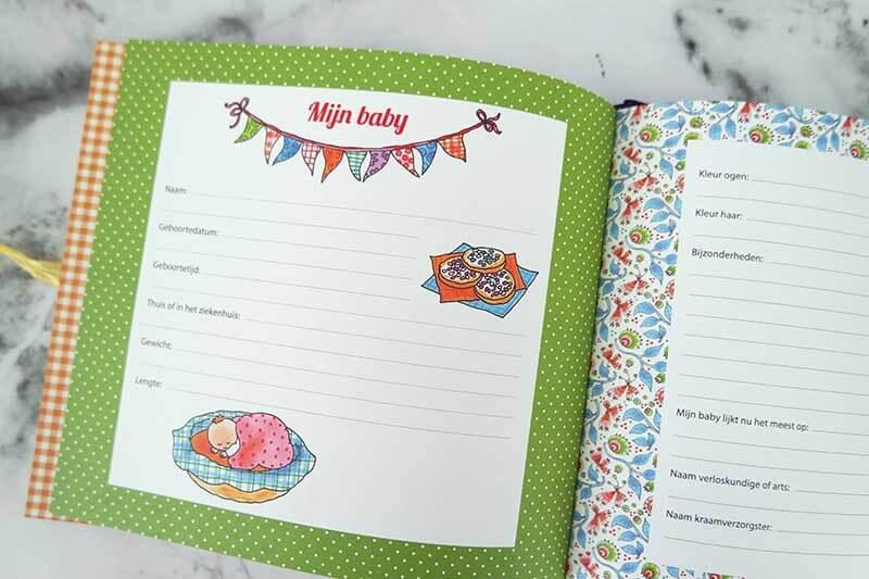 Mijn 9 maanden dagboek - Pauline Oud - Review