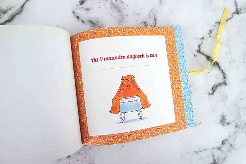 9 maanden dagboek van Pauline Oud