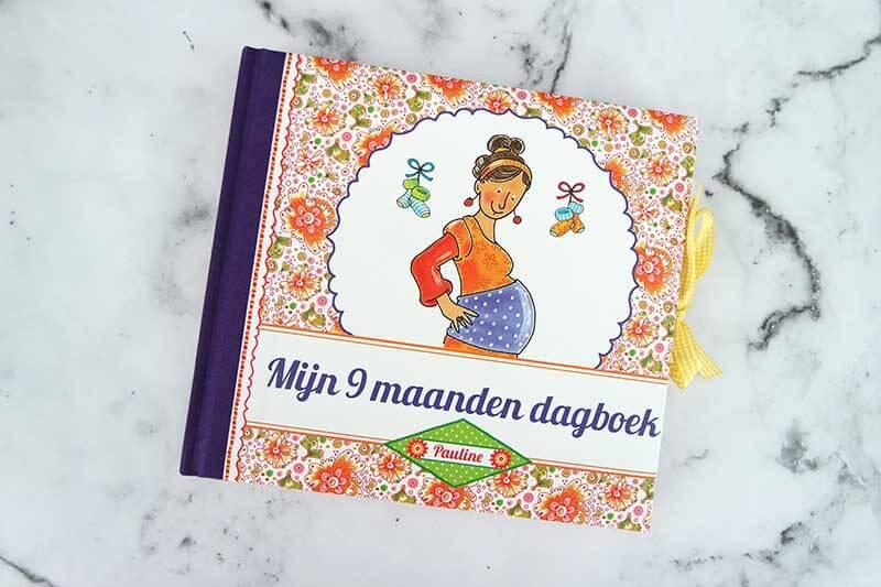 Mijn 9 maanden dagboek van Pauline Oud