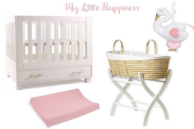 Babykamer collage