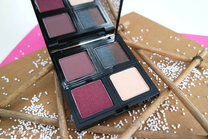 The Night is Mine Palette - The Body shop Kerstcollectie