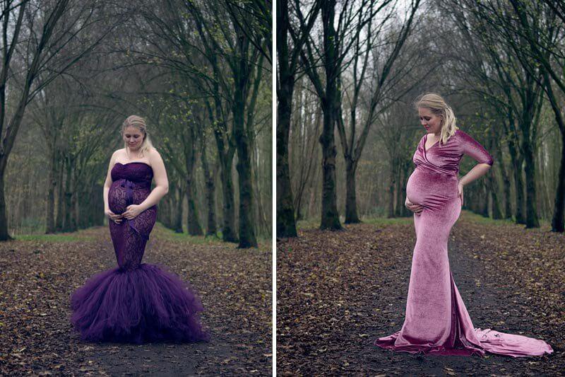 Dees Javu Zwangerschapsshoot