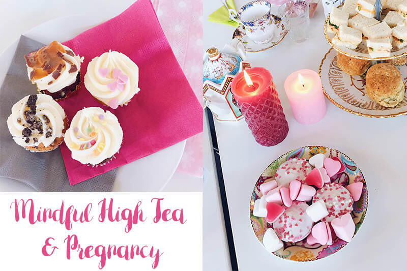 Mindful High Tea & Pregnancy