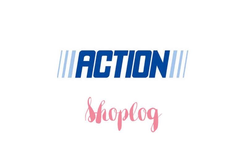 Action shoplog | knutselbenodigdheden en meer