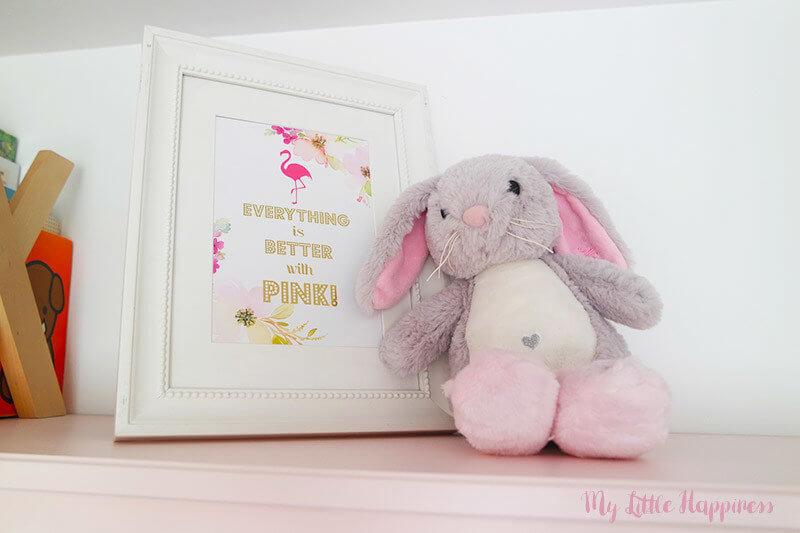 Babykamer - knuffel prinses mimi