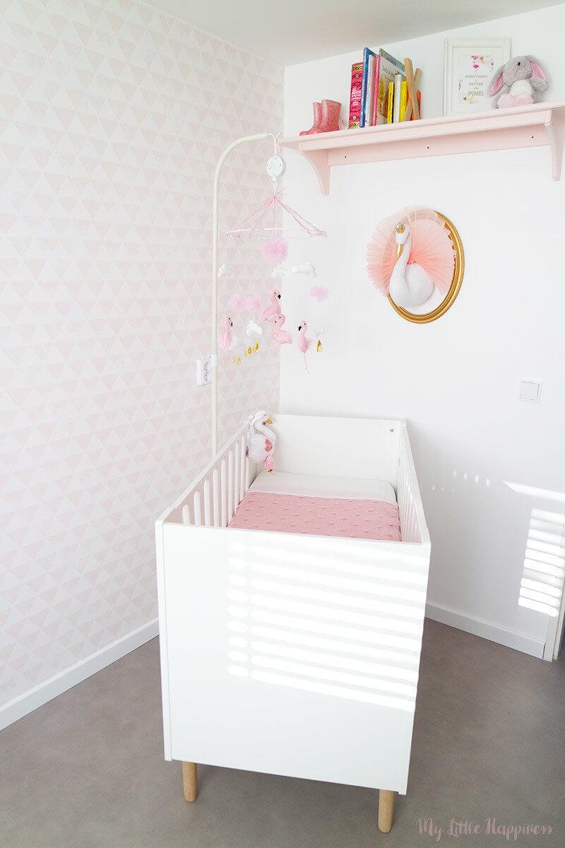 Babykamer meisje - roomtour