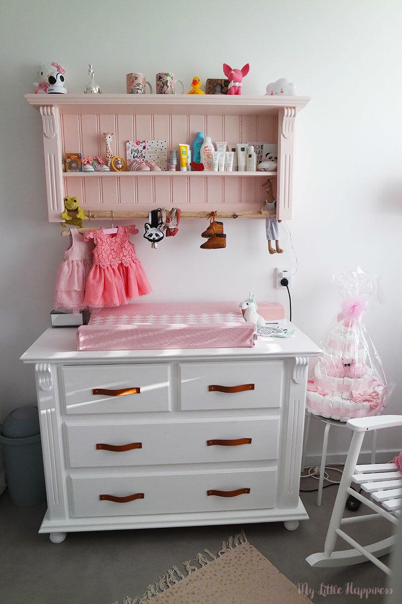 Babykamer meisje - commode