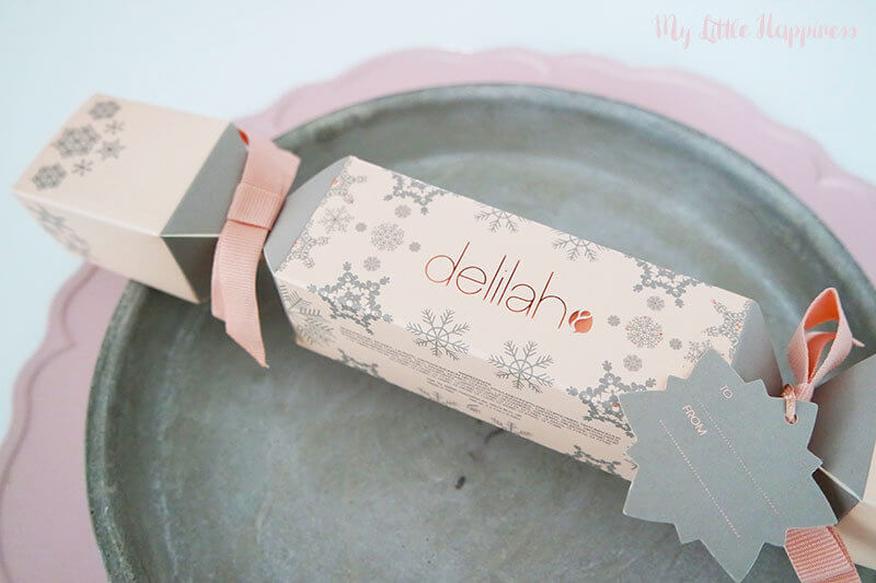 Delilah Liquid Lipstick Christmas Cracker