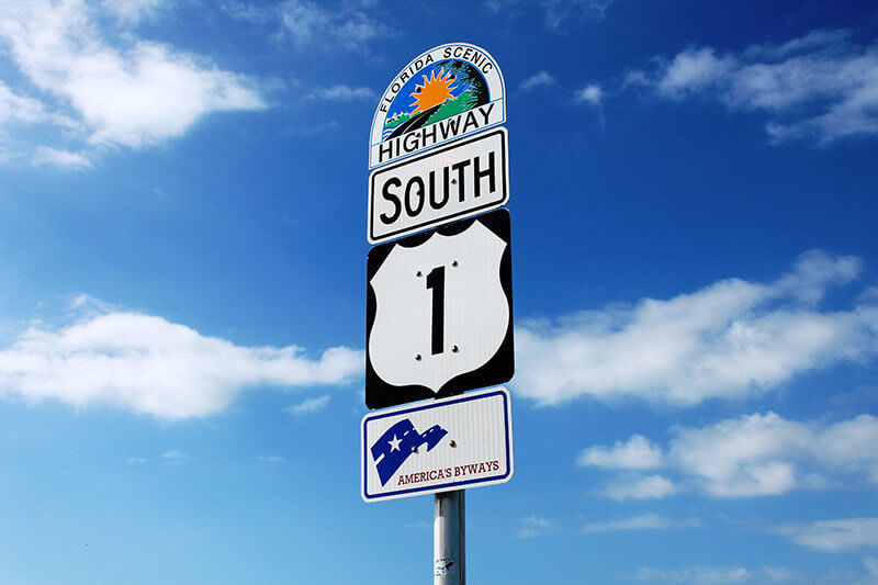 Florida Highway South 1