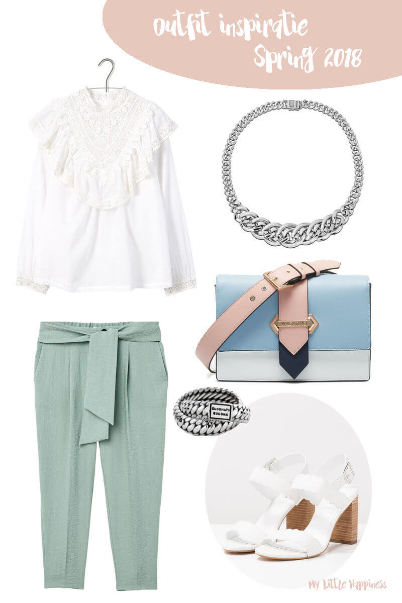 Outfit inspiratie - Spring 2018