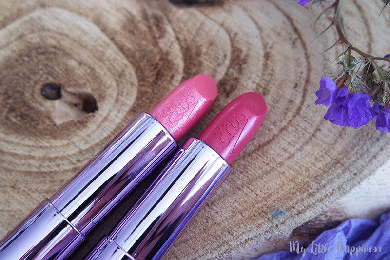 Etos Holographic color care lipsticks