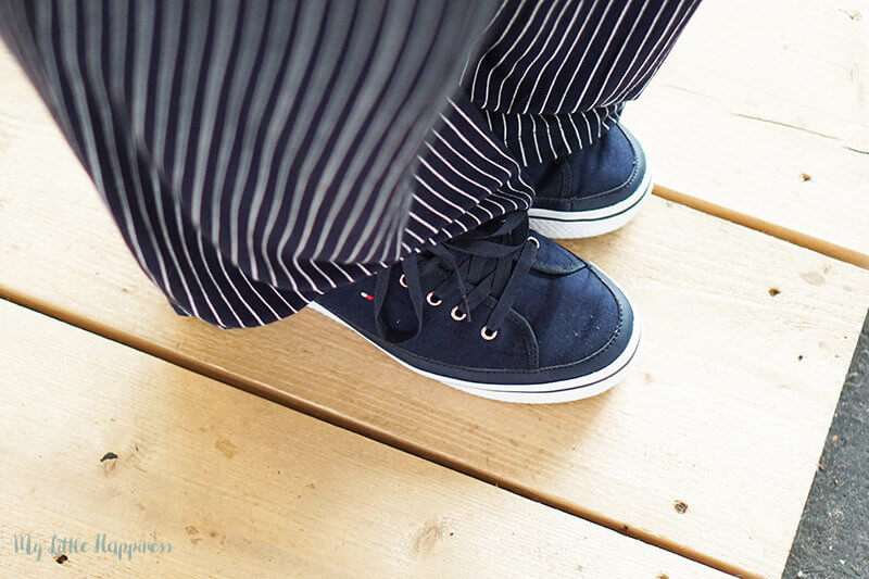 Outfit - Tommy Hilfiger bootschoenen
