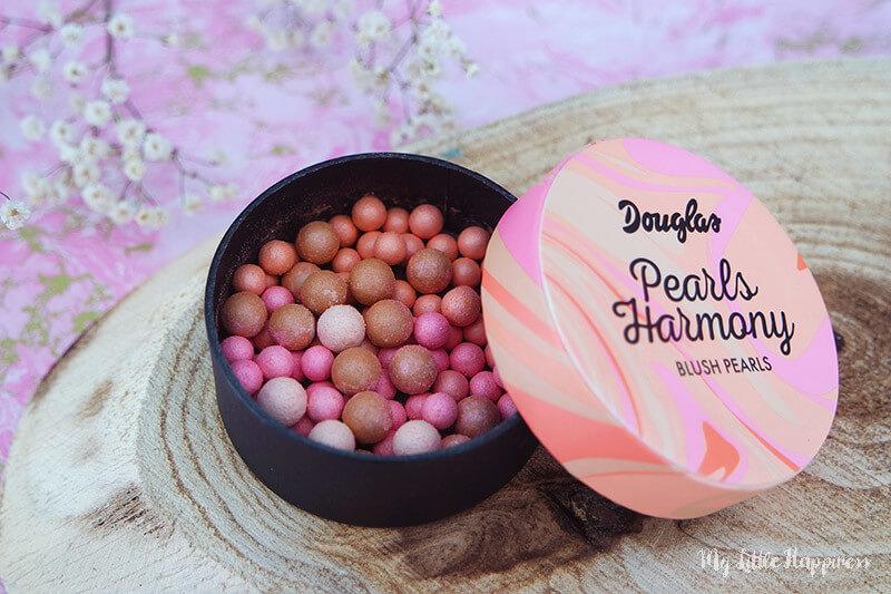 Douglas Spring 2018 Blush Pearls - Pearls Harmony