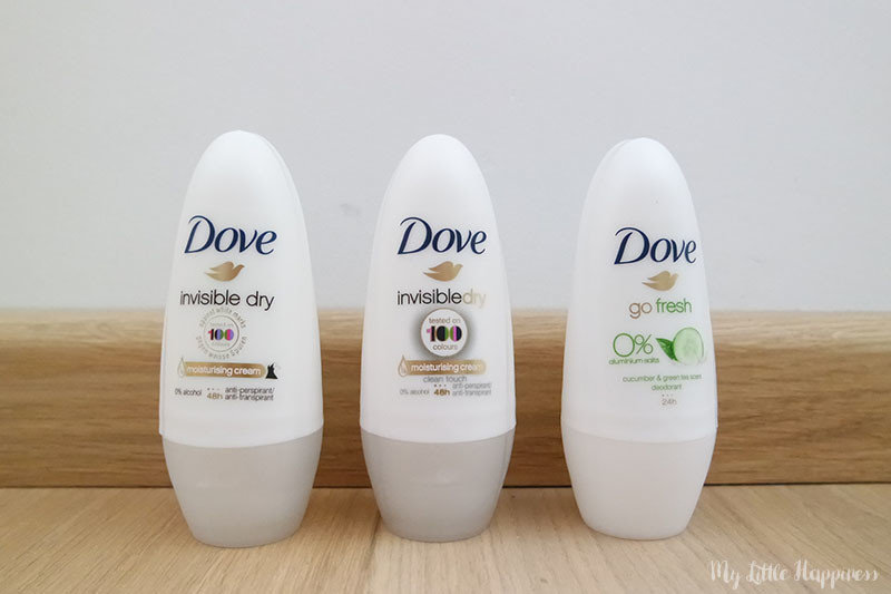 Dove Deodorant DM