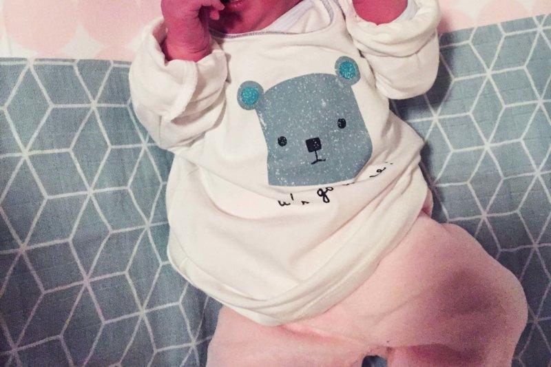 Kleding te groot - babykleding aanschaffen voor of na de geboorte
