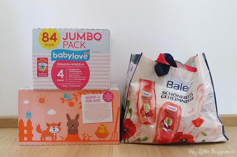 Mega DM shoplog | incl. voordelige babyspullen als luiers en billendoekjes