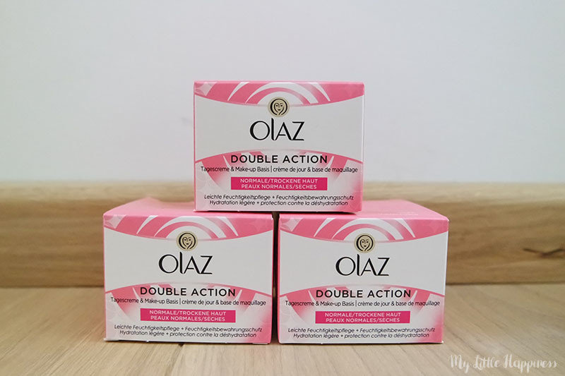 Olaz Double Action voordelig / Mega DM shoplog