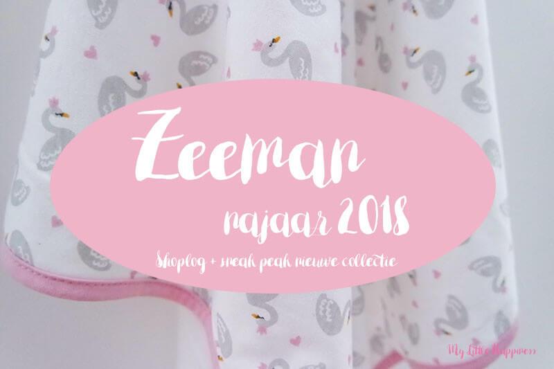 Zeeman babycollectie najaar 2018, inclusief mijn aankopen!