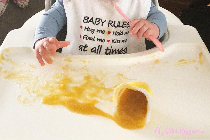 Voedingsschema baby