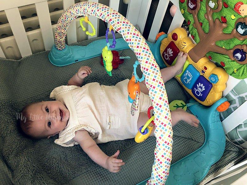 Speelgoed voor baby's | Vtech dierenvriendjes speelmat