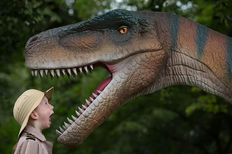 Winactie! Jurassic Kingdom: Dino's komen tot leven in Schiedam.