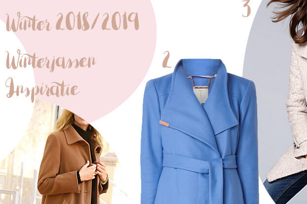 Winterjas inspiratie winter 2018/2019