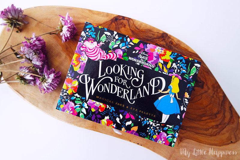 Primark Alice in Wonderland Palette - Looking for Wonderland Magical Face and Eye palette - Primark Alice in Wonderland make-up
