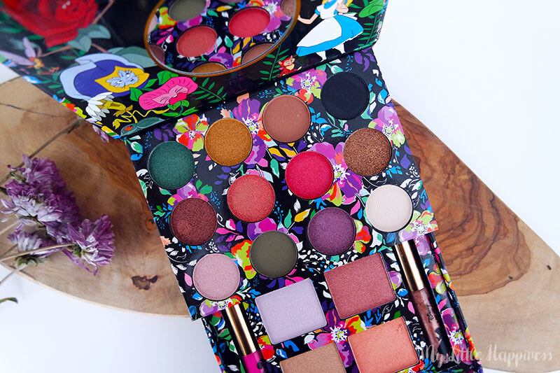 Primark Alice in Wonderland make-up | Looking for Wonderland palette