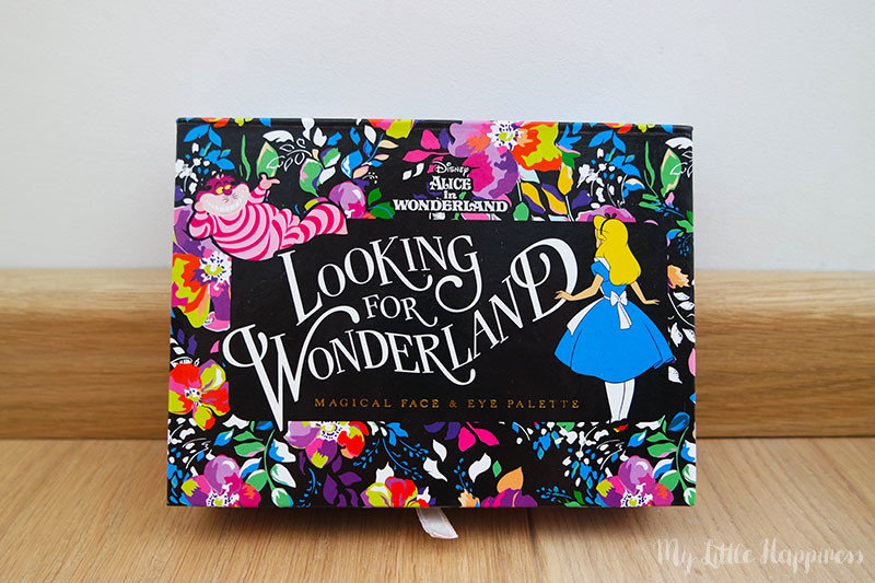 Primark shoplog september Alice in Wonderland Palette