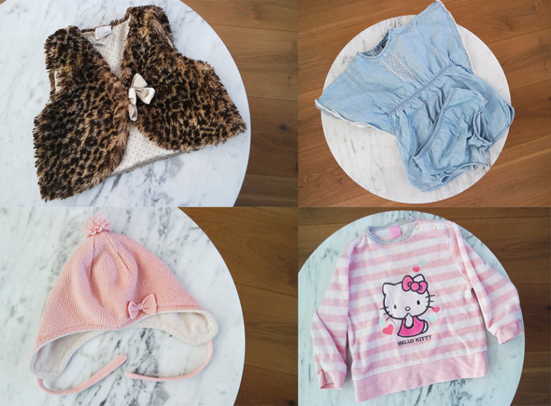 Babykleding rommelmarkt aankopen
