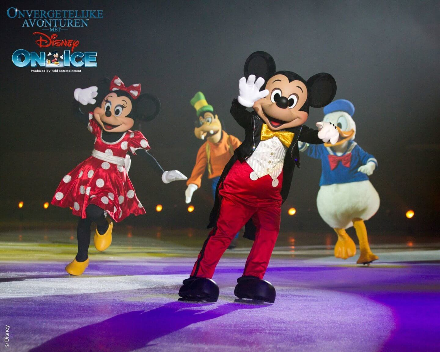 Winactie Disney On Ice