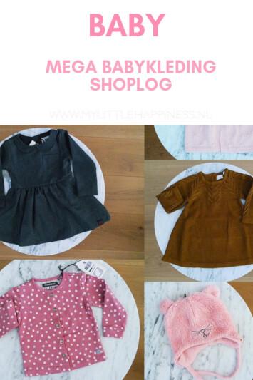 Megababykleding shoplog