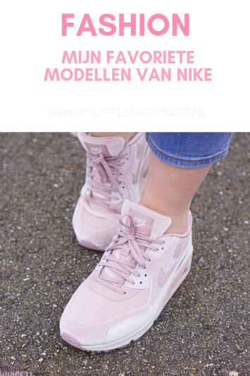 Mijn favoriete modellen van Nike