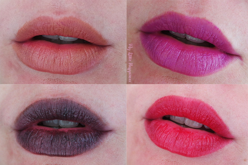 The Body Shop | Colour Crush swatch
