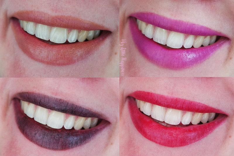 The Body Shop | Colour Crush lipstick swatch