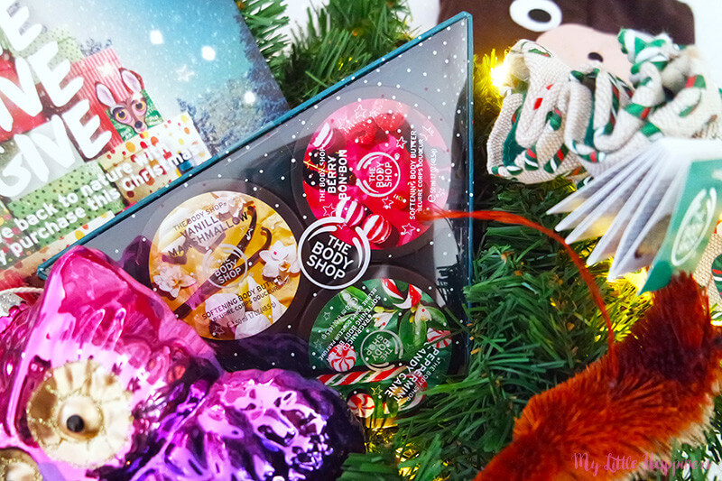 The Body Shop Feestdagen collectie 2018 | #Enchantedbynature + WIN!