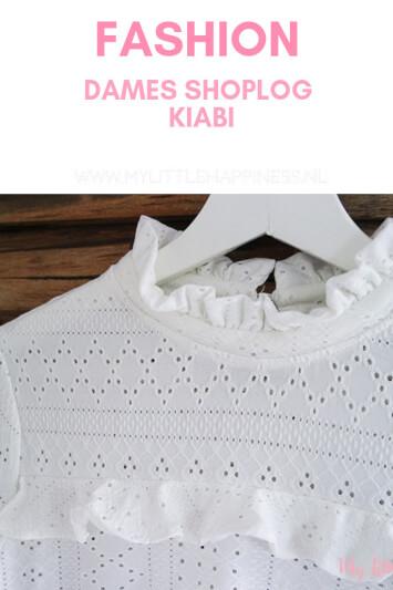 Shoplog dameskleding kiabi