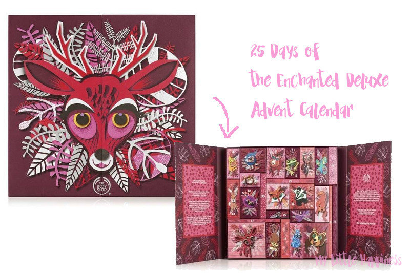 25 Days of the Enchanted Deluxe Advent Calendar