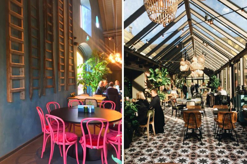 Nieuw! Restaurant KEES eten & drinken in Houten